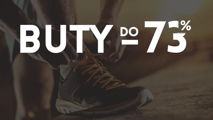 wyprzedaże butów męskich do 73%